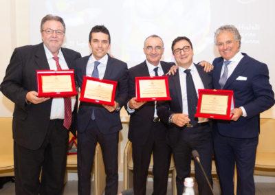 Conferenza Senato foto di gruppo